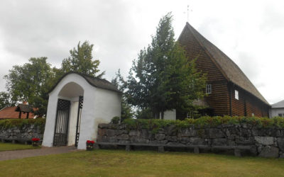 Pelarne kyrka