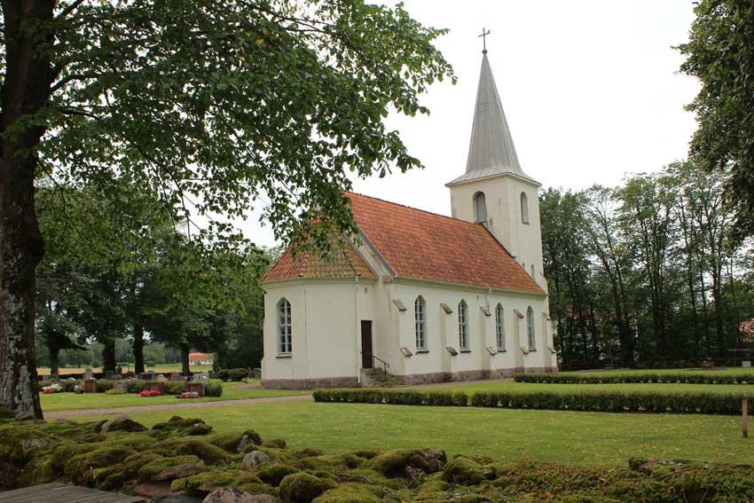 Östra Tunhems kyrka Falköping