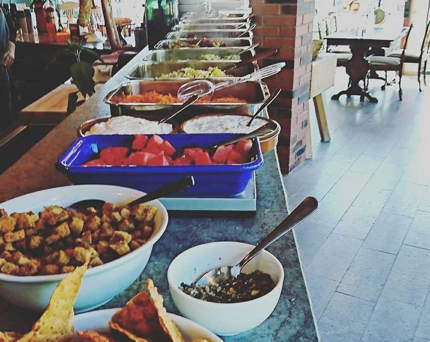 Dagens Lunch / Restaurang Orangeriet Skövde