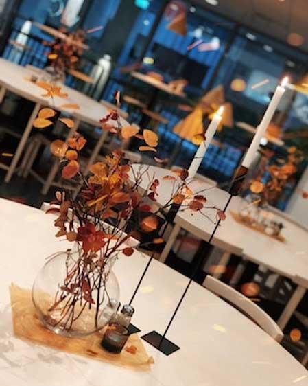 Lunchbuffé / Restaurang Mode Skövde