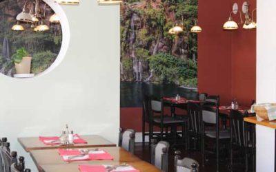 Mingus restaurang och pizzeria i Falköping