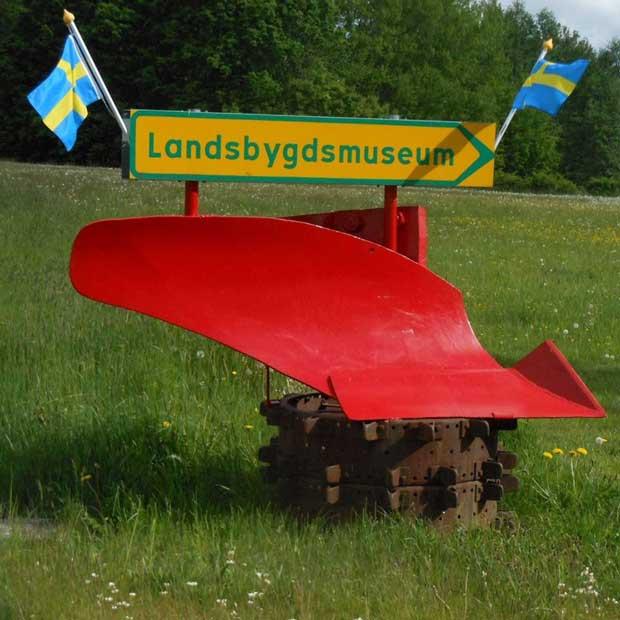 Särestad Landsbygdsmuseum i Grästorp