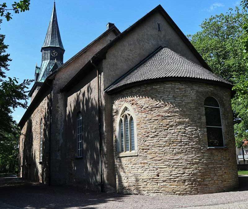 Sankt Olofs kyrka Falköping