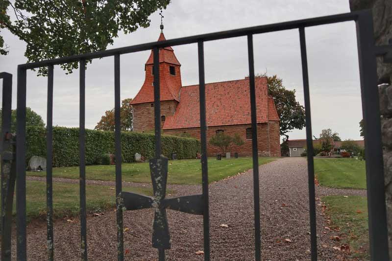 Norra Kyrketorps kyrka (Skultorps kyrka)