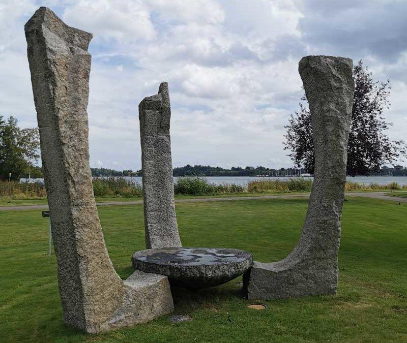 Skulptur och Kraftsamlande, Karlsborg