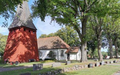 Vads kyrka i Tidan